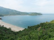 Quiet Beach in Da Nang