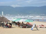 Beach in Da Nang