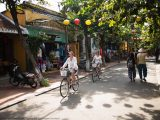 Biking in an Ancient Town - Hoi An, Vietnam