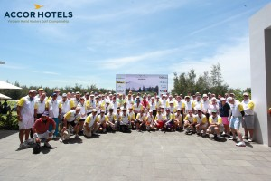 Accor Hotels Vietnam World Master Golf Championship 2015