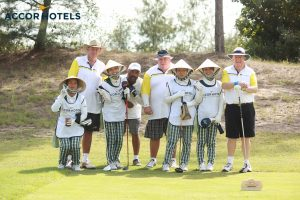 Accor Vietnam World Masters Golf Championship 2015