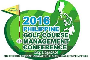 2016 Philippine Golf Course Management Conference