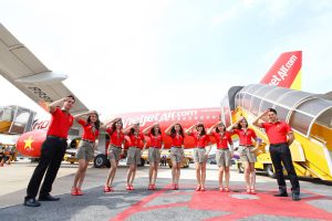Vietjet launches Ho Chi Minh City - Tainan route