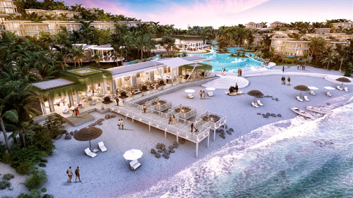 Sun Group's resort property projects come with special gifts, privileges