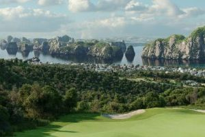 First Golf Course Being Built At Halong Bay, Vietnam