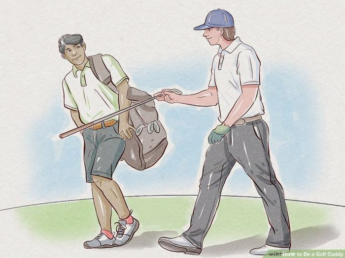 Caddie Courses caddies grassroots of any course |