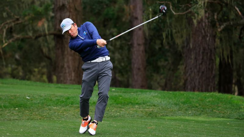 Choi needs low Saturday round to make the cut at AT&T