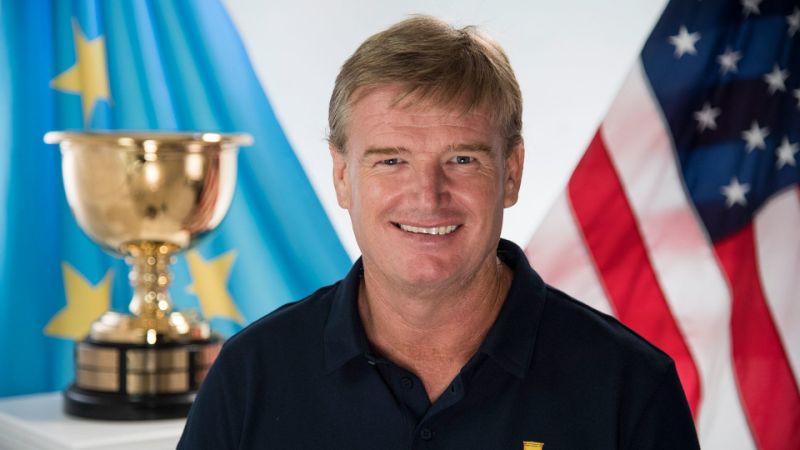 Els names Weir, Choi, Immelman as Presidents Cup assistants